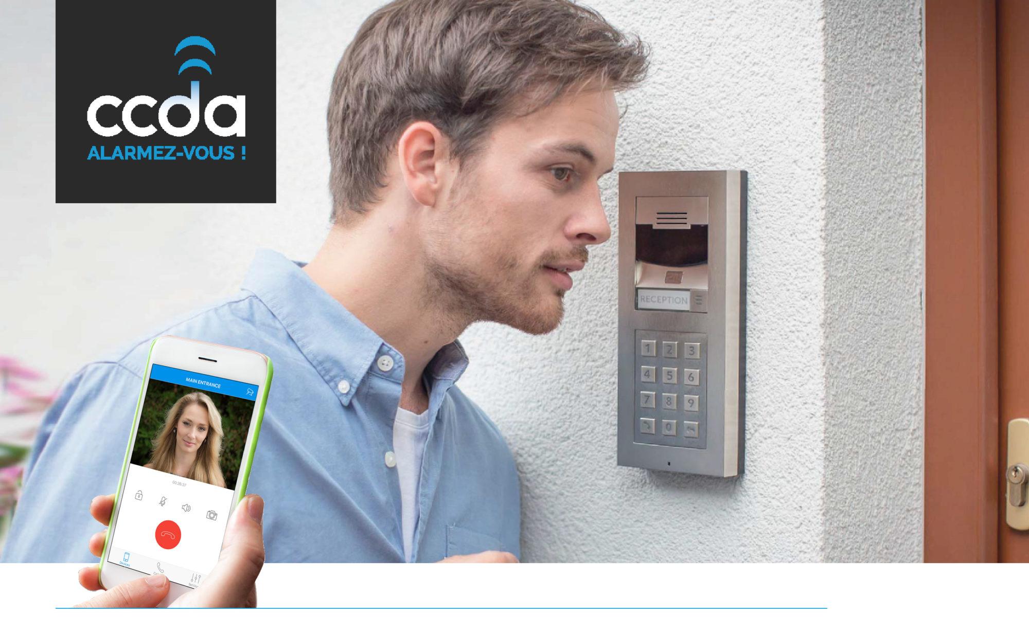 interphone videophonie smartphone